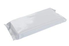 Plastic pak Royalty-vrije Stock Afbeeldingen