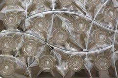 Plastic pakket Royalty-vrije Stock Foto's