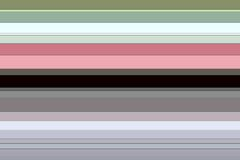 Plastic pastel lines and forms, abstract texture stock photo