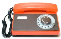 Plastic phone Stock Images