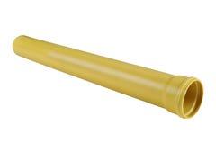 Plastic pipe Stock Image