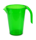 Plastic pitcher Royalty Free Stock Photography