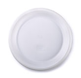Plastic plate Royalty Free Stock Images