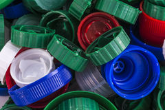 Plastic plugs Stock Photo