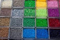 Plastic polymeer Stock Afbeeldingen