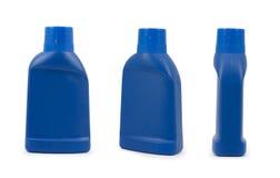 Plastic pompfles Royalty-vrije Stock Afbeeldingen