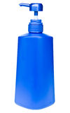 Plastic pump bottle Stock Photography
