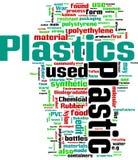 Plastic - PVC Royalty Free Stock Photography