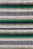 Plastic rag rug patterns texture Royalty Free Stock Photos
