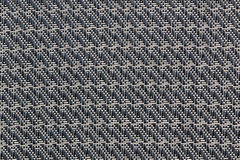 Plastic rattan patterns Royalty Free Stock Photography