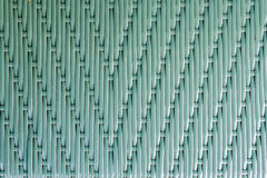 Plastic Rattan Weave (1) Stock Image