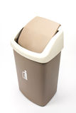 Plastic Recycle Bins Royalty Free Stock Photography