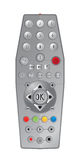 Plastic remote Royalty Free Stock Photo