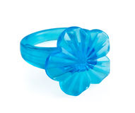 Plastic ring Stock Images