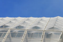 Plastic roof Royalty Free Stock Images