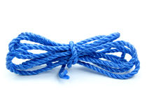 Plastic rope 2 royalty free stock photography