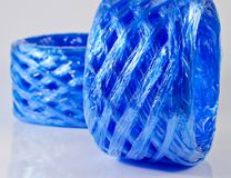 Plastic rope Royalty Free Stock Photography