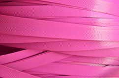 Plastic rope background Royalty Free Stock Images