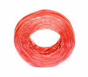 Plastic rope. Royalty Free Stock Images