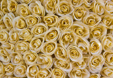 Plastic rose flowers. Royalty Free Stock Photos