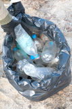 Plastic rubbish Royalty Free Stock Photography