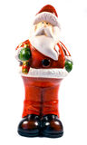 Plastic santa Royalty Free Stock Photography