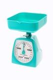 plastic scale för kök royaltyfria foton