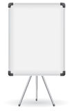 Plastic school board for writing marker vector ill Stock Photography