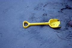 Plastic Schop Stock Foto's