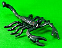 Toy scorpion Stock Image