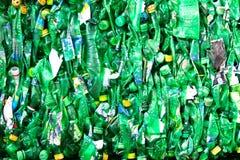 Plastic scrap Stock Images
