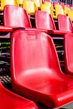 Plastic seat Royalty Free Stock Photography