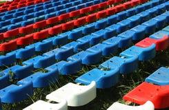 Free Plastic Seats Color. Stock Photo - 14182960