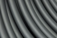 Plastic sewer pipe Royalty Free Stock Photos