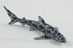 A plastic shark stock photos