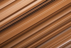 Plastic skirting-board Royalty Free Stock Photography
