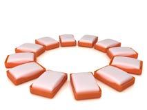 Plastic soap dish  �11 Stock Photo