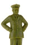 plastic soldattappning för armé Royaltyfri Foto