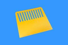 Plastic spatula. Stock Image