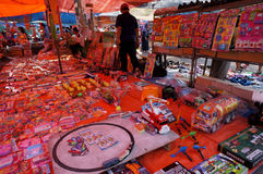 Plastic speelgoed Stock Foto