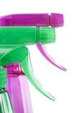 Plastic spray Stock Photos