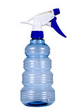 Plastic spray bottle Royalty Free Stock Images