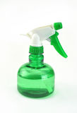 Plastic spray bottle Royalty Free Stock Image