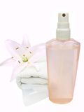 Plastic sprayer bottle pulverizer Stock Photography