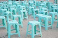 Plastic stool Stock Photography
