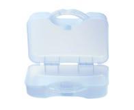 Plastic Storage Case Royalty Free Stock Photography