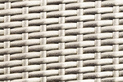 Plastic striped woven Stock Photography