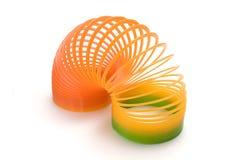Plastic stuk speelgoed Stock Afbeeldingen