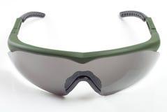 Plastic sunglasses Royalty Free Stock Image