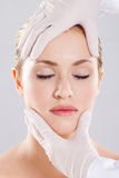 Plastic surgery Stock Images